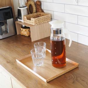 【買ってよかったハリオのお茶ポット】洗いやすくて、耐熱しかも大容量でスリム。