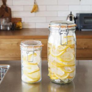 【はじめての自家製レモンシロップ作り】冬の国産レモンで美味しいレモネード
