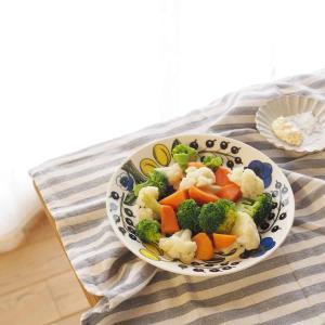 【電子レンジで簡単!温野菜パック】楽天ファームの新商品が便利でおいしい*離乳食作りにも使ってみた