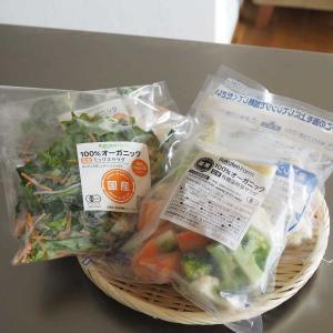 【オーガニック野菜を1番手軽に食べられる】サラダと温野菜のセットが交互に届く定期便レビュー