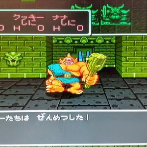 Wii版収録SFC版DQ2プレイ日記その3~ボスラッシュの苦しみとギリギリ突破の快感!~