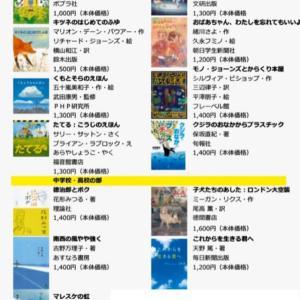 * 冬の読書感想画のための指定図書リストアップ *
