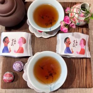 週末の朝活の後のひととき★お茶と和菓子