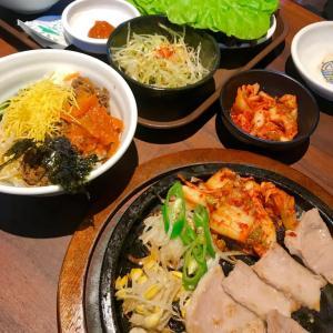 暑い日には韓国家庭料理!母のコロナワクチン接種の日の日記