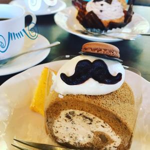 街のケーキ屋さん!父の日カワイイケーキ🧁