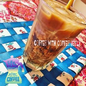 * おうちカフェ★ベトナムコーヒーインゼリー *