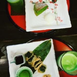 * 抹茶カフェ巡り★姫路城から帰路へ *