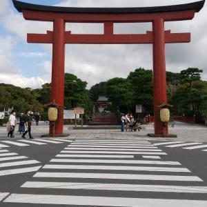 ひとひ旅×鶴岡八幡宮