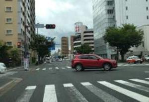 【出張カット】福岡市中央区にて訪問カット【移動理容室イーグル】