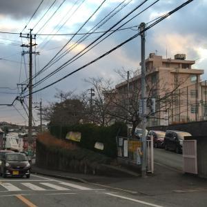 【出張カット顔そりシャンプー】福岡市東区下原にて【移動理容室イーグル】