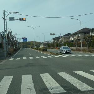 【出張カラー+カット】福岡市東区美和台新町にて【移動理容室イーグル】
