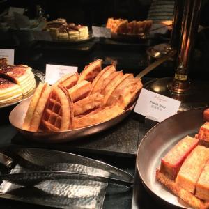 マカオ旅⑥セントレジス 朝食編