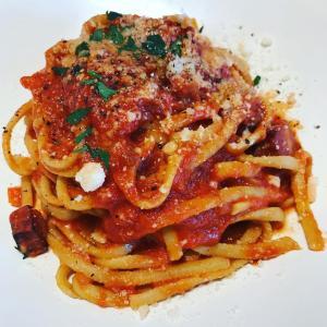 自家製のパスタやチーズが食べられるイタリアレストラン『Cucina del NABUCCO』