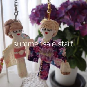 summer sale start! @オンラインショップ ジョワイユプラス