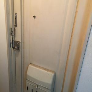 知らない男に家のドアをドンドンされた時の話【後編】