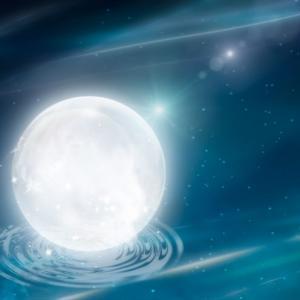明日10/2は牡羊座の満月♡LINE読者様向け遠隔ヒーリングのご案内☆