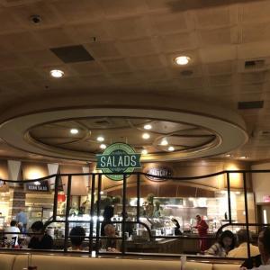 ラスベガスはビュッフェや食べ放題が多いね〜☺︎