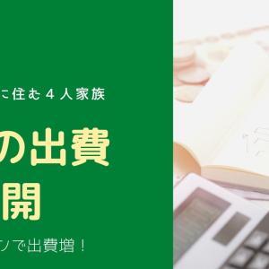 【生活費大公開・7月】メルボルン4人家族の出費。ロックダウンで出費増!