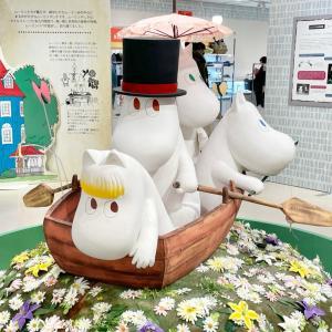 (追記あり)ムーミンマーケット&阪急文具の博覧会