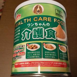 シニア犬で腎不全の介護食を試してみた!
