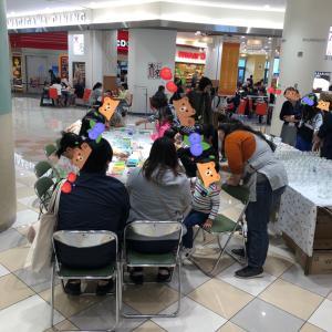 Xmasイベント  in Ario北砂店様2019/11/2