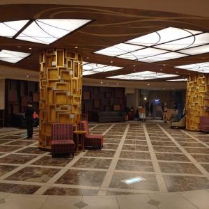ANAクラウンプラザ ホテルグランコート名古屋宿泊記(ロビー、客室)