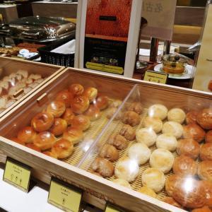 ANAクラウンプラザ ホテルグランコート名古屋宿泊記(朝食)