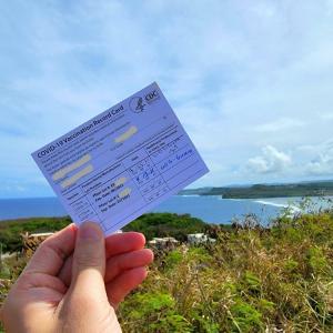 グアム観光でワクチン接種