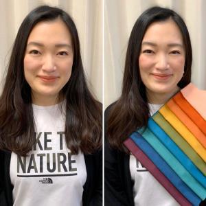 似合うカラーとファッションスタイルを導く「16パーソナルカラー+ファッションスタイル診断」大阪