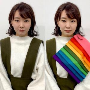 濃く鮮やかな鮮やなカラーが似合う  イエベ秋ストロングオータム ー16タイプパーソナルカラー大阪