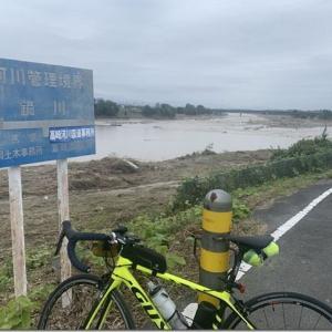 台風19号が通り過ぎた後の下久保ダム・神流湖を見にいくべきだったか否か