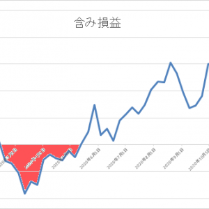 2020年S&P500に月3万円積立投資してたらどうなってた?