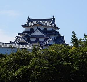彦根城周辺を散策