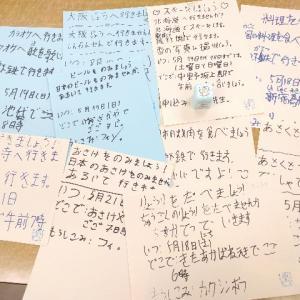 みん日6課「読めるトピック」で活動!~ポスター作成に挑戦~