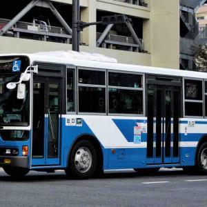九州産交バス 熊本200か1676