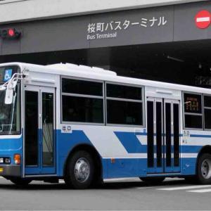 九州産交バス 熊本200か1701