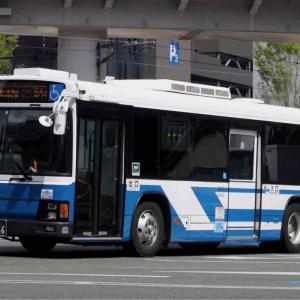 九州産交バス 熊本200か1666
