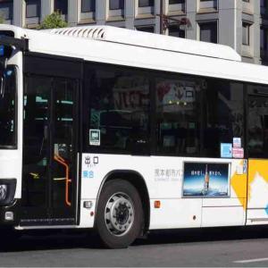 熊本都市バス 熊本200か1462