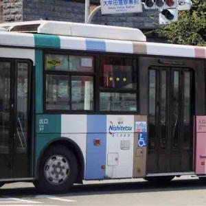 西鉄バス大牟田 大牟田2351(久留米200か1130)