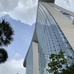 2020 シンガポール⑤ マリーナベイサンズへ カジノも
