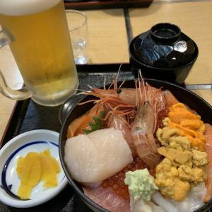 すみれ 海鮮丼 2020 6月