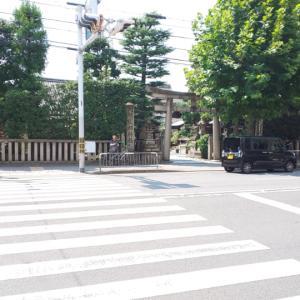 【京都】元祇園梛神社