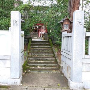 【富山】惣社白山神社  ~白山信仰を巡る~