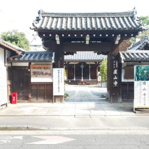 【京都】2019年秋の京都御朱印旅⑦  廬山寺