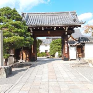【京都】2019年秋の京都御朱印旅⑧  聖護院門跡