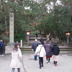 【石川】安宅住吉神社