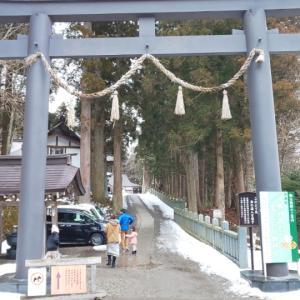 【長野】戸隠神社中社の御朱印