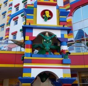 レゴランドジャパンホテル コロナ渦のキングダムプレミアムに宿泊 2020年11月