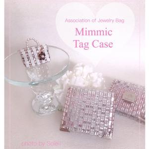 ピンクで統一されました♡ Mimmic & Tag Case