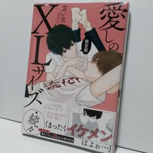 愛しのXLサイズ・続々 限定版 /重い実 【漫画感想】